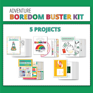 Adventure Boredom Buster Kit