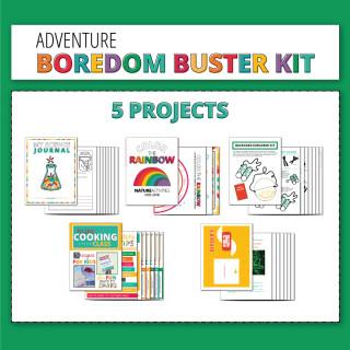 Adventure Boredom Buster Kit