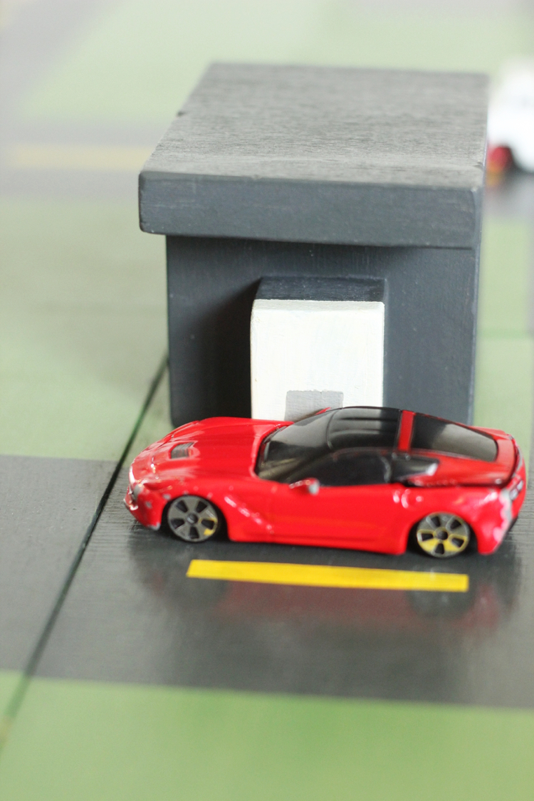DIY Car Mat Puzzle
