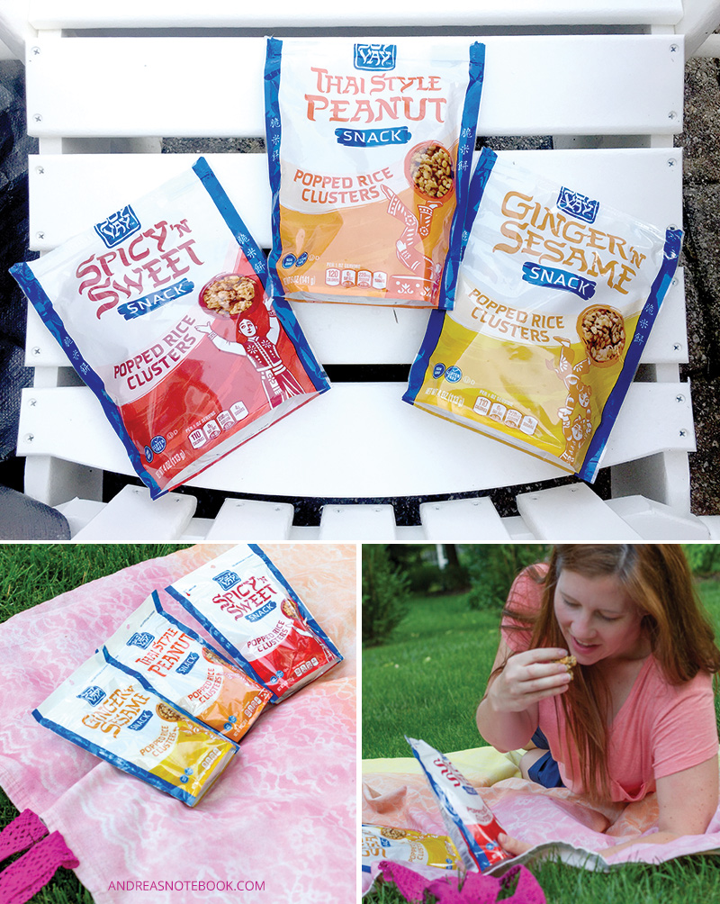 Make your own picnic blanket - tutorial on andreasnotebook.com