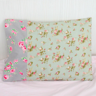 DIY pillowcase tutorial