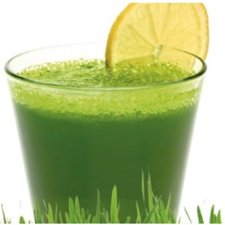 Wheatgrass Lemonade Recipe