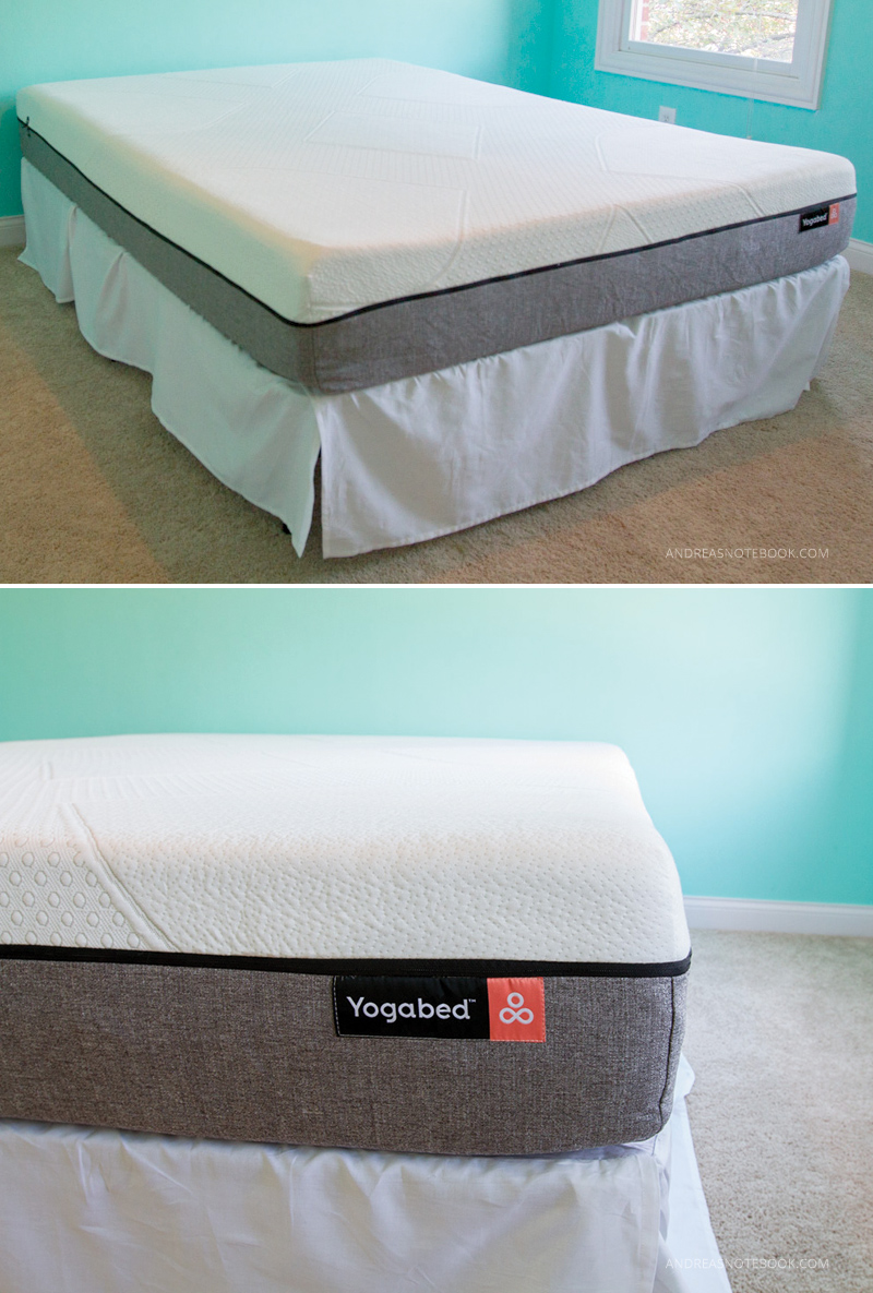 Yoga Bed - seriously the most comfortable bed, ever!