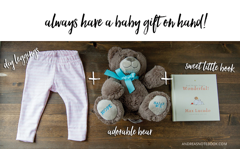 baby gift ideas!