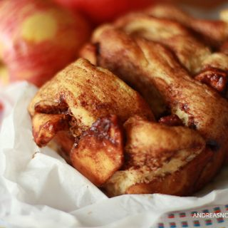 Apple Pie Pull Apart Bread Recipe