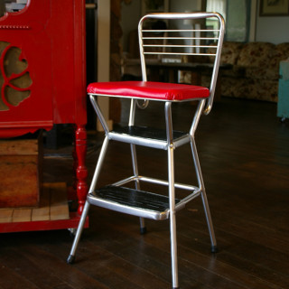 My Grandma's Cosco Step Stool Makeover!