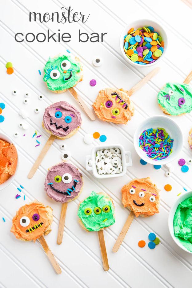 Monster Cookie Bar