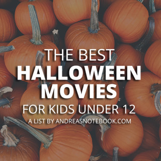 The Best Halloween Movies For Kids Under 12
