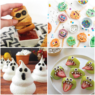 19 Silly Halloween Treats and Meals