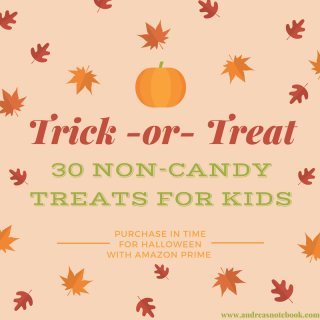 30 Non-Candy Treats for Kids