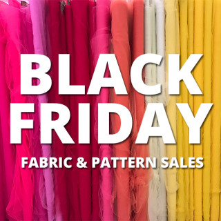 Black Friday Sewing Sales
