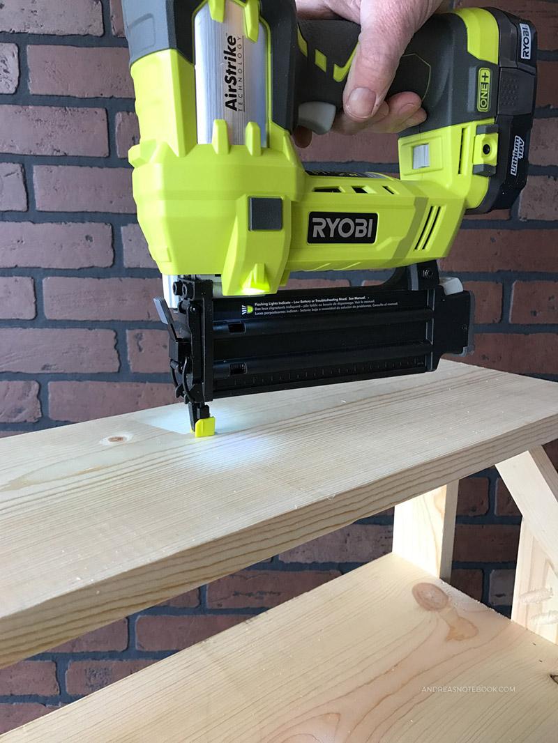 Build a DIY nightstand