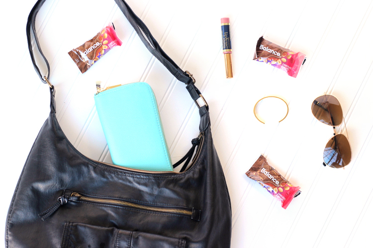 Balance Bars are a perfect on-the-go snack!