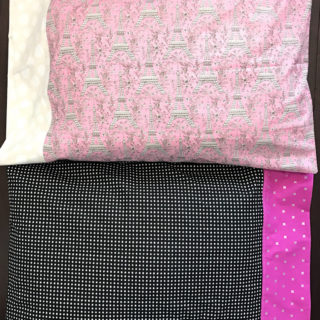 Learn To Sew 101: Lesson 1 – How To Sew A Pillowcase