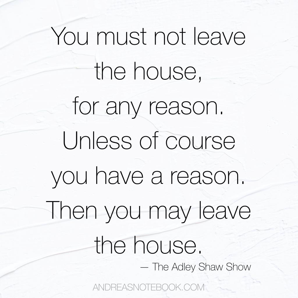 COVID quote