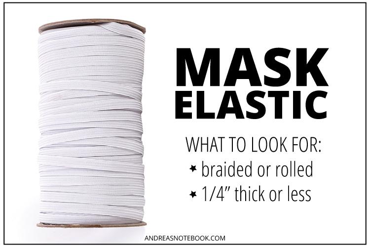 where to buy mask elastic