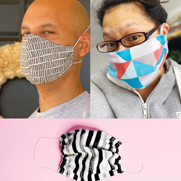 the best DIY mask tutorials and patterns