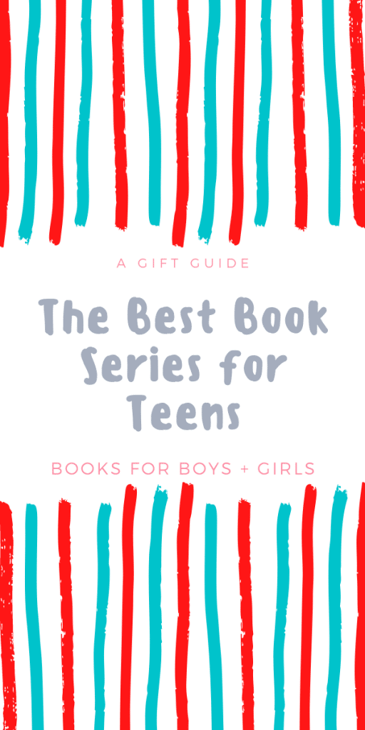 best book series for teens poster